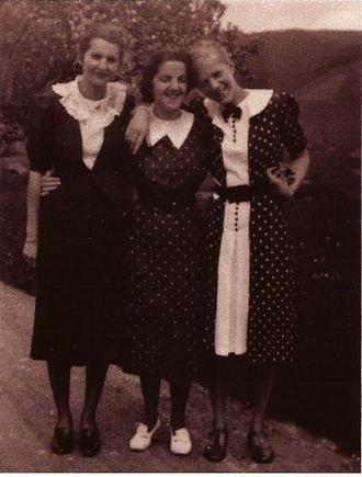 """Grupės arch. nuotr./Šveicarų trio """"Meta Marie Louise"""""""