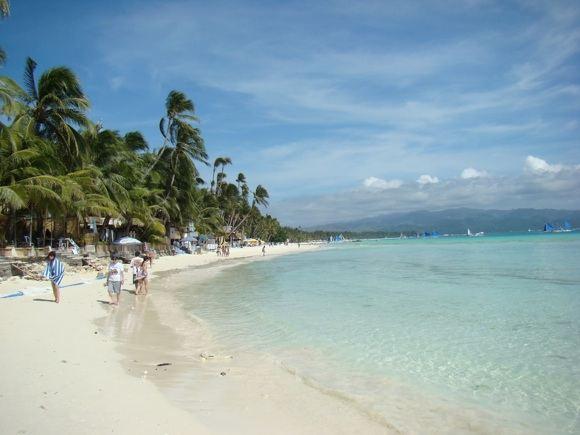 A.Afanasjev nuotr./Vienas ia daugybės Filipinų paplūdimių