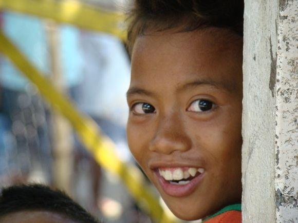 A.Afanasjev nuotr./Filipiniečių berniukas