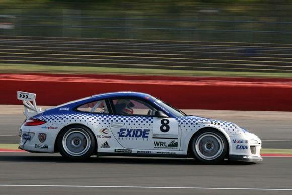 Juta Racing nuotr./Carrera GB Cup finalas