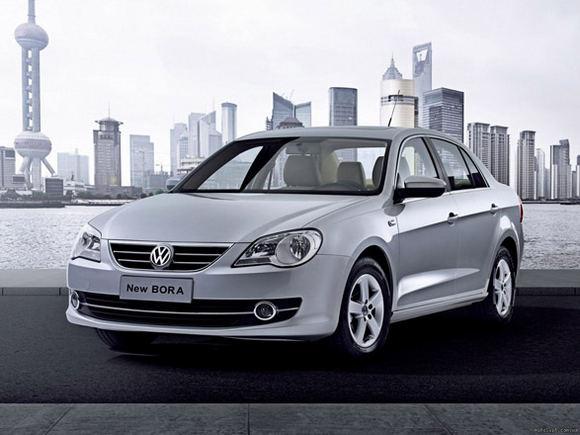 Gamintojo nuotr./Volkswagen Bora