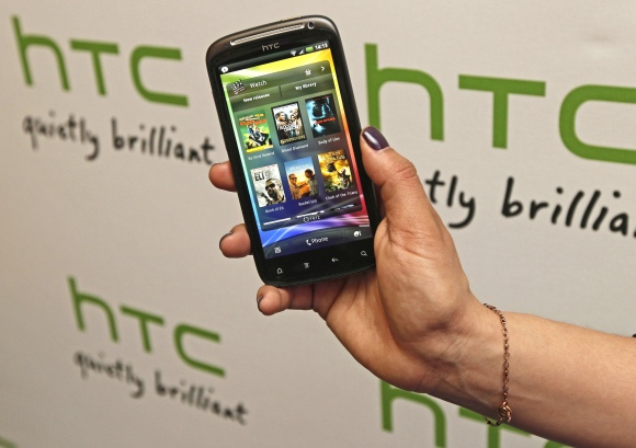 "Telefonas ""HTC Sensation"""