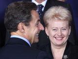 LR Prezidentūra, Dž.G.Barysaitės nuotr./Europos lyderiai Briuselyje