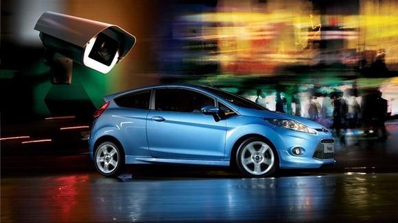 Gamintojo nuotr./Ford Fiesta