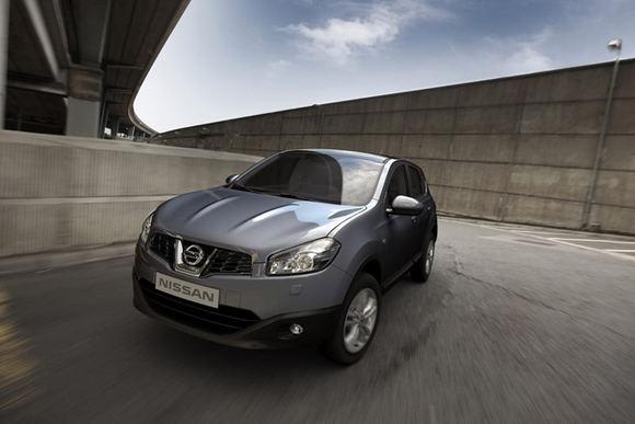 Gamintojo nuotr./Nissan Qashqai