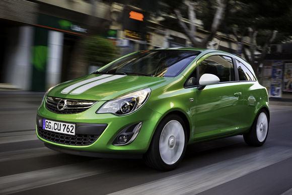 Gamintojo nuotr./Opel Corsa