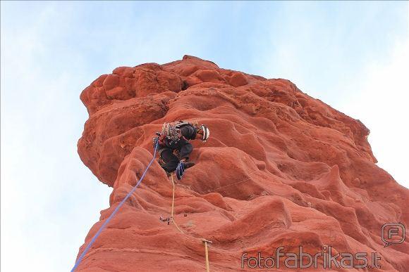 MM alpinistų nuotr./Viraūnės link