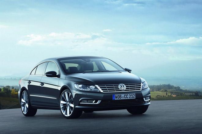 """""""Volkswagen Passat CC"""""""