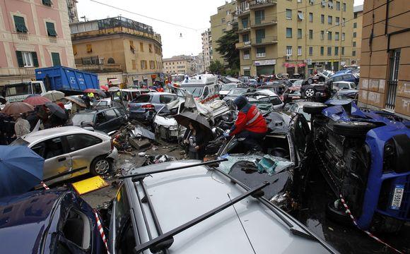 Genuja po potvynio