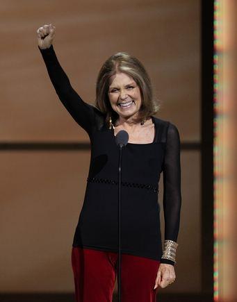 """Reuters""/""Scanpix"" nuotr./Gloria Steinem"