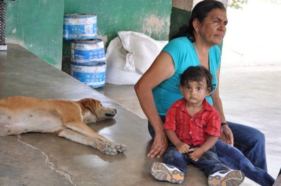 Greitgrisim.lt/Kolumbietė su vaiku