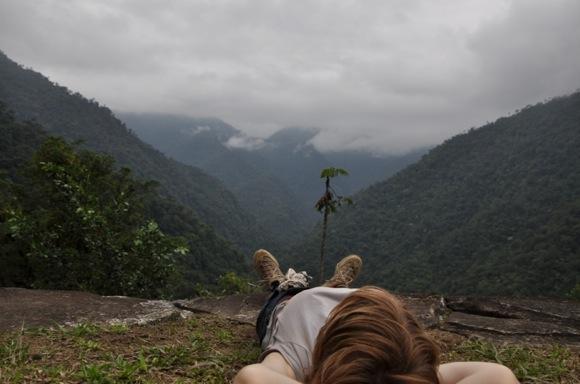 Kerinti Kolumbijos gamta