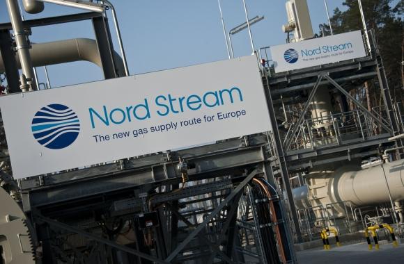 """""""Nord Stream"""" atidarymas"""