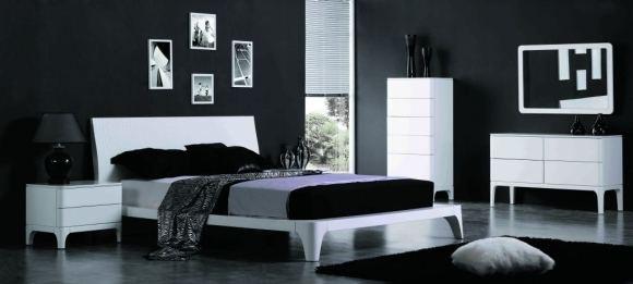 landstarbaldai.lt nuotr./Saverio Bedroom Suite