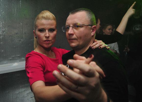 Rūta Mikelkevičiūtė ir Gediminas Juodeika