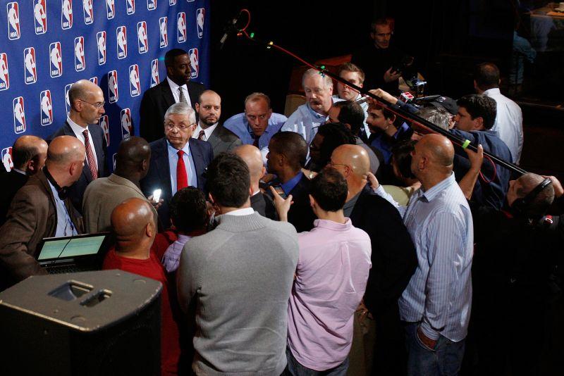 NBA lygos susitikimas