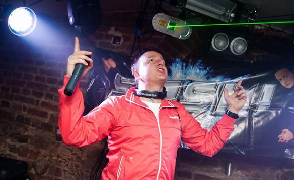 DJ Sash Kaune lankysis jau antrą kartą