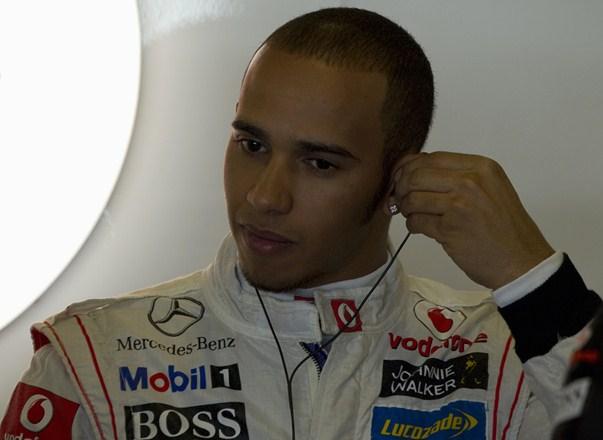 Lewisas Hamiltonas