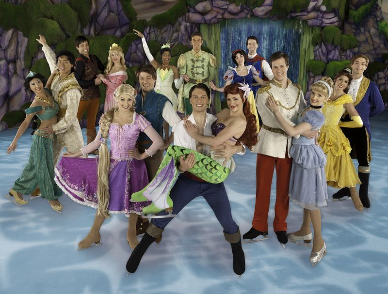 """Disney On Ice"" trupė"
