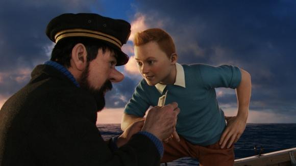 """""""Tintino nuotykiai: Vienaragio paslaptis"""""""