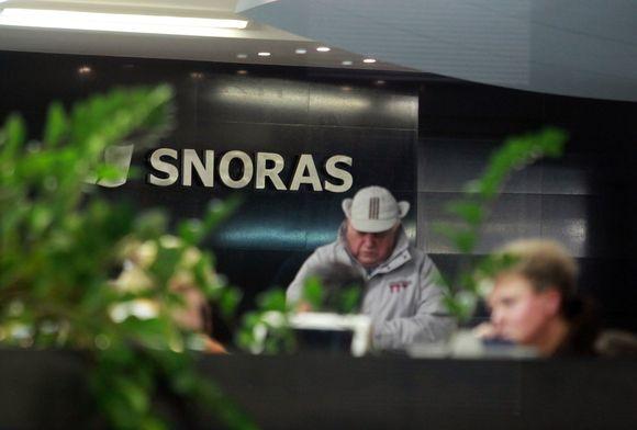 """""""Snoras"""""""