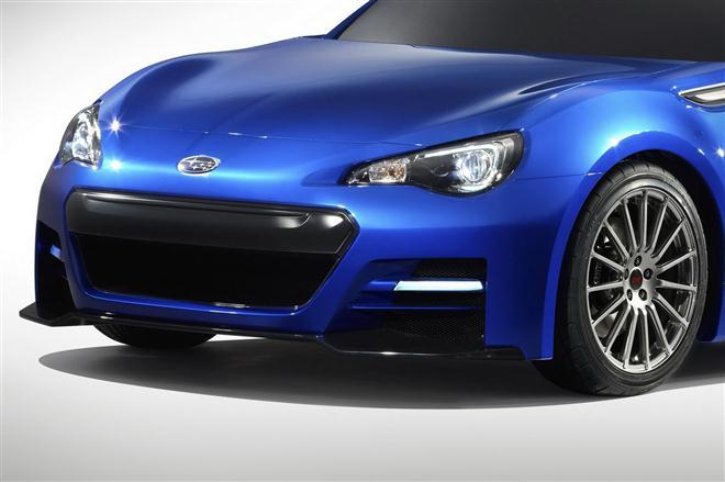 """Subaru BRZ STi Concept"""