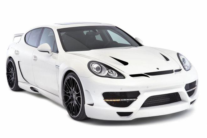 """Kitokia """"Porsche Panamera Turbo"""" – """"Hamann Cyrano"""""""