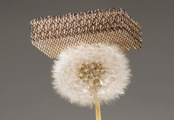 JAV mokslininkų sukurta lengviausia pasaulyje medžiaga