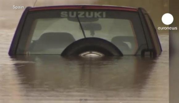 Potvynis Sicilijoje