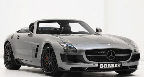 """Brabus Mercedes-Benz SLS AMG"""