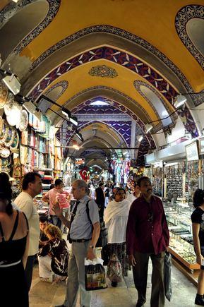 Grand bazaar labirintai