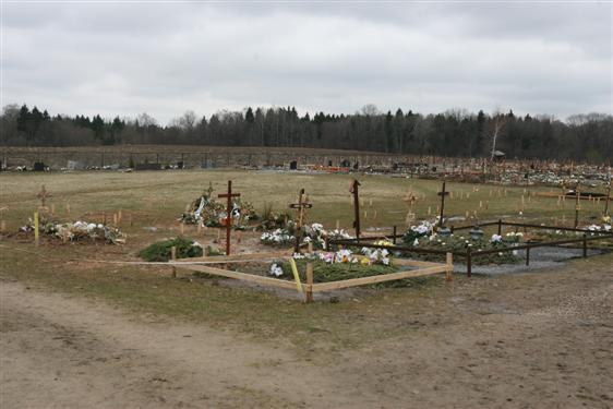 Leidimas laidoti kauniečius Ledos kapinėse galios tol, kol bus įrengtos Vainatrakio kapinės.