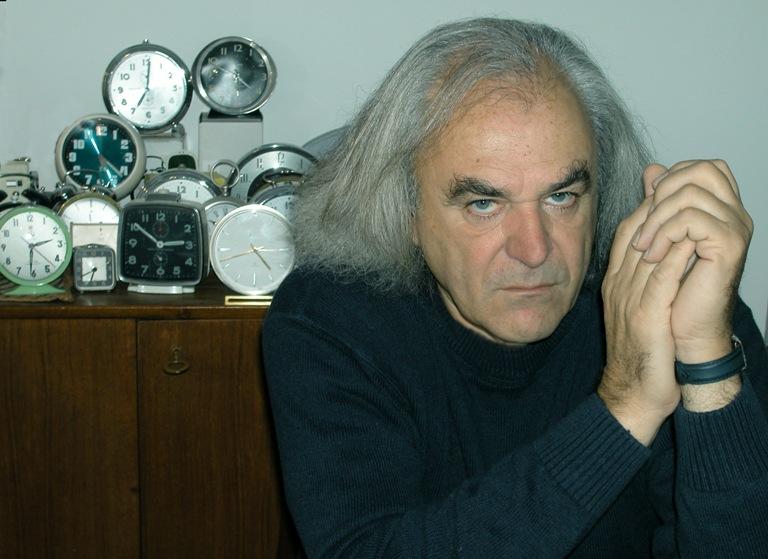 """Šiuolaikinių menų studijos """"Le Fresnoy"""" direktorius Alainas Fleischeris"""