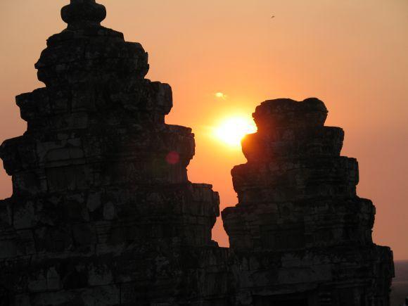 L.Dapkus/Ankor Vatas, Kambodža