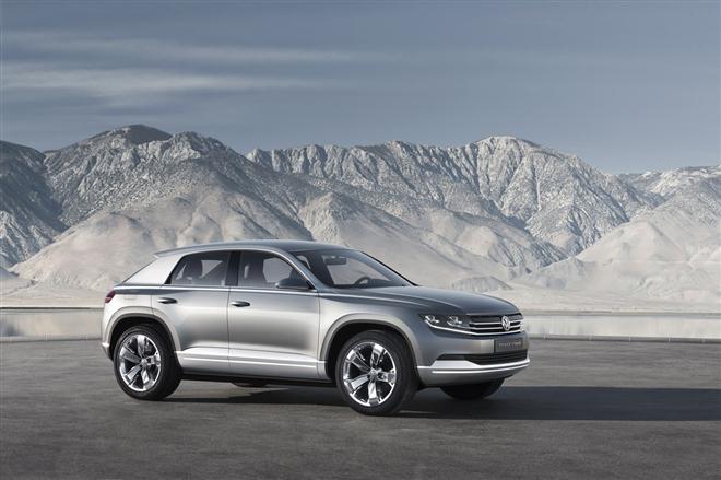 """""""Volkswagen Cross Coupe"""""""