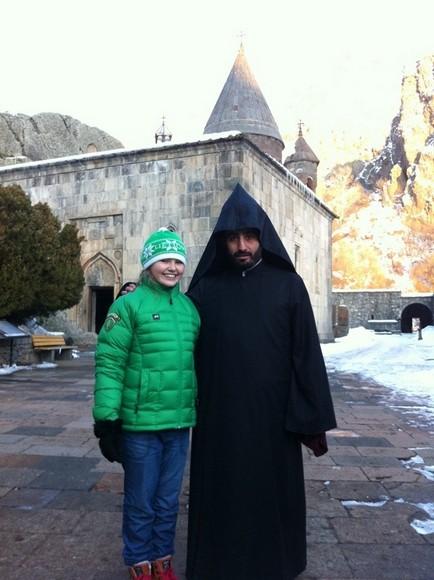 Paulina su vienuoliu