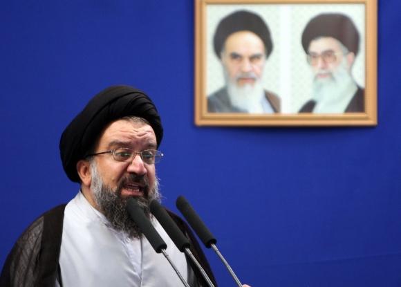 Ajatola Ahmadas Khatami