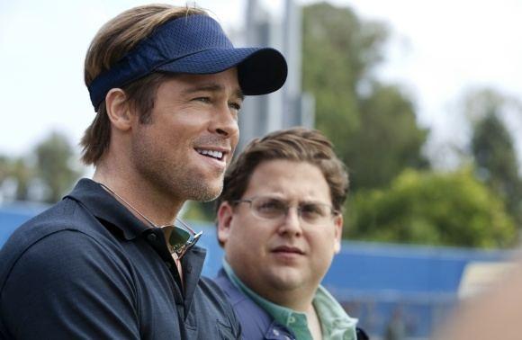 Kadras ia filmo/Bradas Pittas dramoje Žmogus, pakeitęs viską