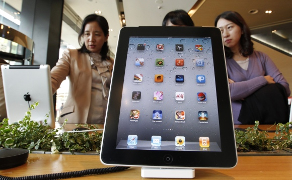 "Planšetinis kompiuteris ""iPad"""