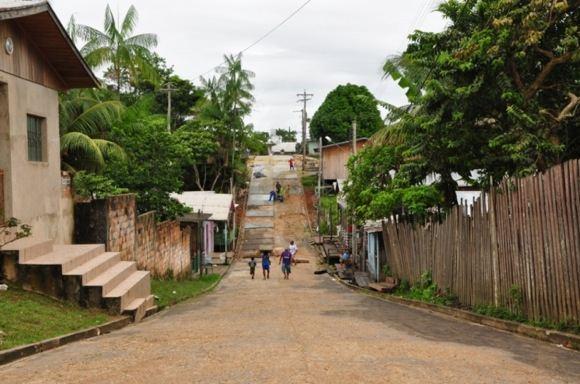 Greitgrisim.lt/Brazilijos džiunglių miestukas