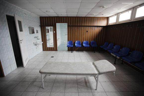Reuters/Scanpix nuotr./`tai taip atrodo Hutnik futbolo bazė
