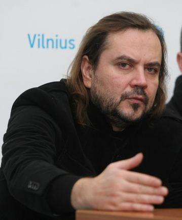 Juliaus Kalinsko/15 minučių nuotr./Režisierius Oskaras Koraunovas