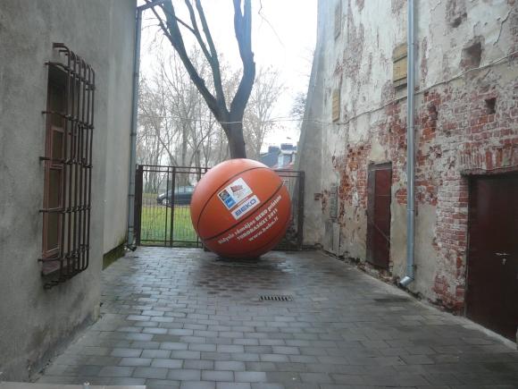 krepsinio kamuolys