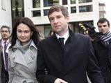"""Reuters""/""Scanpix"" nuotr./Vladimir Antonov with his wife Olga"
