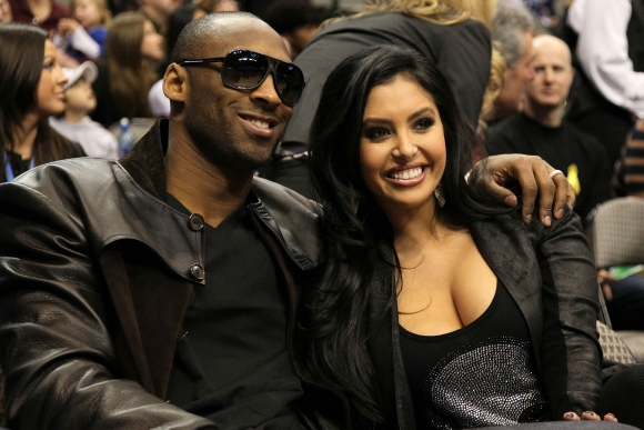 Kobe Bryantas ir Vanessa