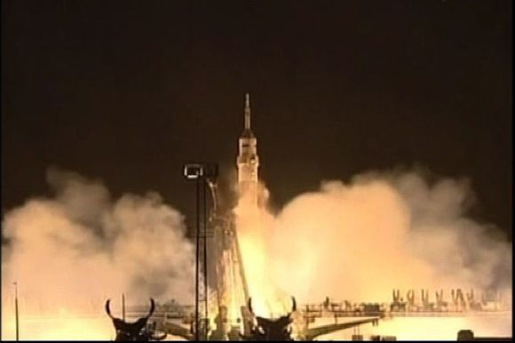 """Sojuz TMA-03M"""