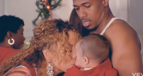 Mariah Carey vaizdo klipe vaidina ir jos vaikai