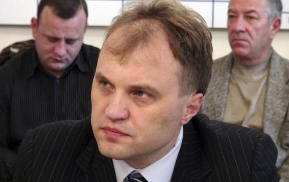 Naujuoju separatistinės Padniestrės lyderiu tapo Jevgenijus Ševčiukas.