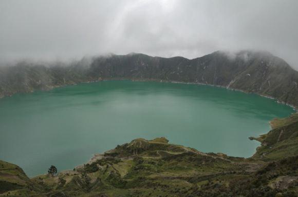 Greitgrisim.lt nuotr./Kuilotoa ežeras
