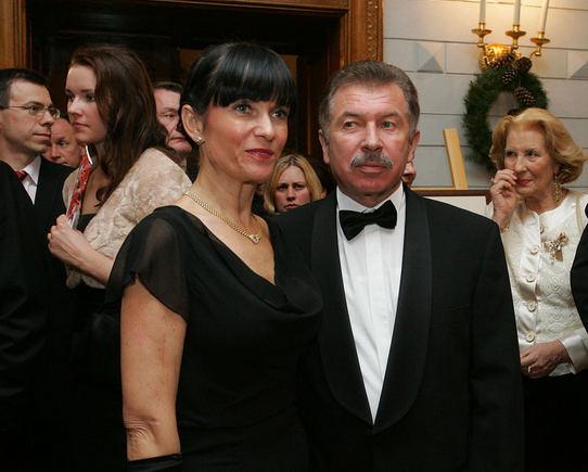 Aliaus Koroliovo nuotr./Aušra Ručienė su vyru Rimu Antanu
